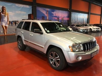 usata Jeep Grand Cherokee LIMITED CRD rif. 7205404
