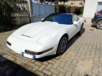 usata Corvette C4 Targa Kompressor