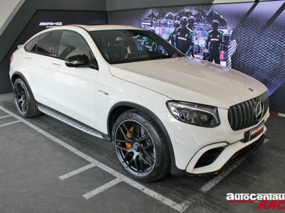usata Mercedes GLC63 AMG AMG S 4Matic Coupé EXTRA