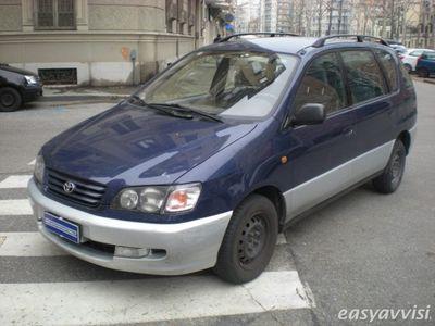 usata Toyota Picnic 2.0i 16V cat 6 POSTI!!!
