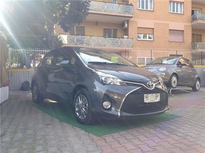 usata Toyota Yaris usata del 2016 a Roma, Km 11.900