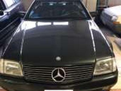 usata Mercedes SL320 3.2 cabrio benzina 231 cv Benzina
