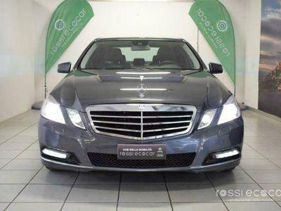 usata Mercedes E250 CDI BlueEFFICIENCY Elegance