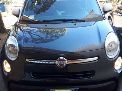 brugt Fiat 500L 1.3diesel cerchi da16 sensori navi