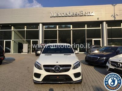 begagnad Mercedes GLE350 CLASSE GLE COUPEd 4MATIC Coupe PREMIUM