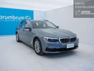 usata BMW 518 d 18d Touring Business Automatico 2.0 Diesel 150CV