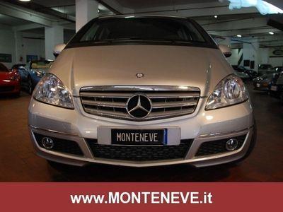 usata Mercedes A160 CDI PREMIUM BLUEFFICENCY NAVI-C.AUT.-ITALIANA