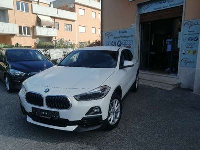 usata BMW X2 sDrive18d Advantage LED