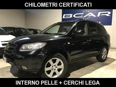 używany Hyundai Santa Fe 2.2 CRDi VGT Dynamic + Int.Pelle + KM Certificati