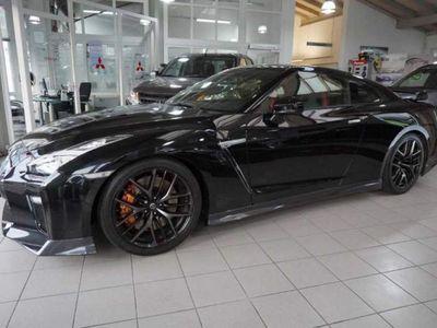 brugt Nissan GT-R 3.8 v6 black edition 570cv
