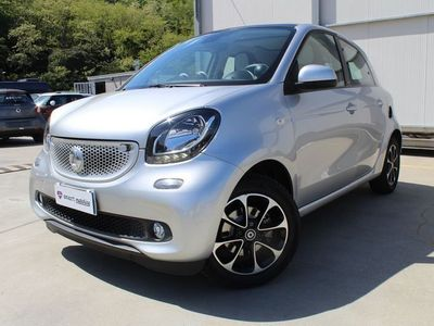 used Smart ForFour 2015 Benzina 1.0 Passion 71cv