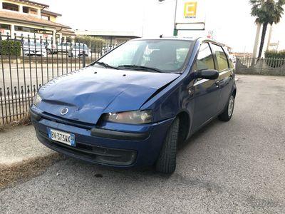 usata Fiat Punto 1.2 Benzina 16V Neopatentati 5 Porte