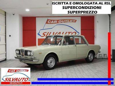 usata Lancia 2000 BERLINA I.E. TIPO 820.416 – ISCRITTA E OMOLOGATA AL R.S.L. – SUPERCONDIZIONI – SUPERPREZZO (1973)