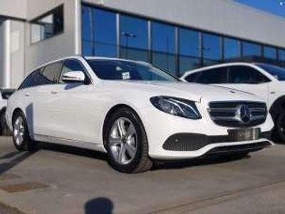 usata Mercedes E220 S.W. 4Matic Auto Business Sport Diesel