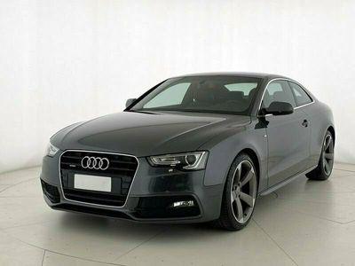usata Audi A5 Coupé 2.0 tdi s line edition quattro 190cv s-tronic