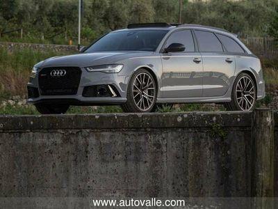 usata Audi RS6 RS6Avant 4.0 TFSI quattro tiptronic performance