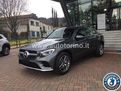 second-hand Mercedes GLC250 CLASSE GLC COUPE4MATIC Premium