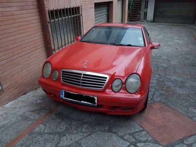 usata Mercedes CLK320 cat Avantgarde