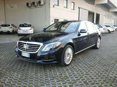 used Mercedes S500 4Matic Maximum Lunga