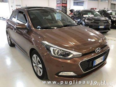 used Hyundai i20 1.2 84 cv 5p style benzina
