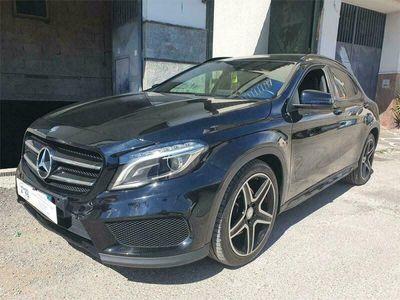 usata Mercedes GLA220 Classed Automatic 4Matic Premium