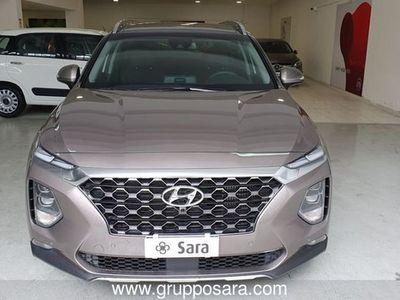 usata Hyundai Santa Fe 2.2 CRDi 4WD A/T 7 posti Xprime