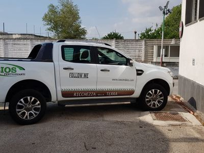 usata Ford Ranger 2.2 - 2018 Diesel 160 CV WILDTRACK