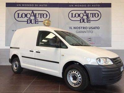 brugt VW Caddy 2.0 Ecofuel Van 'METANO'