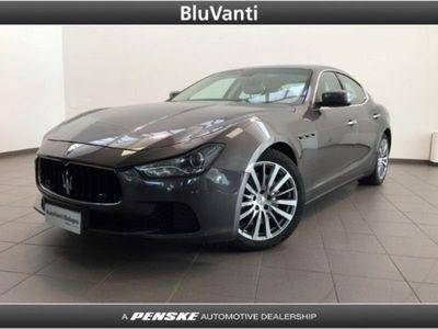brugt Maserati Ghibli 3.0 Diesel