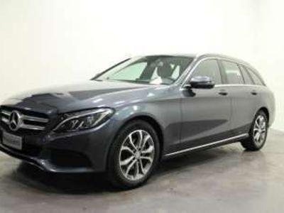 usata Mercedes C220 S.W. AUTOMATIC EXCLUSIVE Diesel