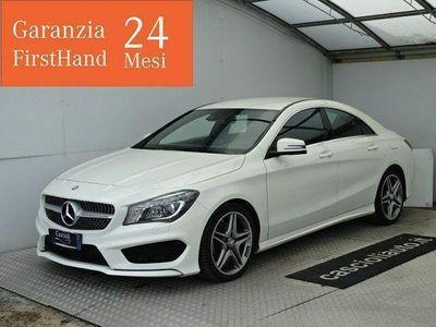 käytetty Mercedes CLA220 CDI Automatic Premium