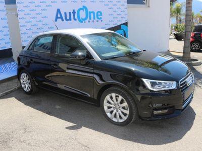 used Audi A1 1.6 TDI 116 CV ATTRACTION BICOLOR - RILASCIO IVA