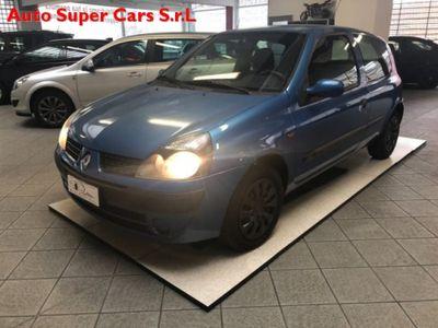 usata Renault Clio II 1.5 dCi 65CV cat 3 porte Authentiqu