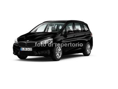 usata BMW 214 Gran Tourer SERIE 2 GRAN TOURER d