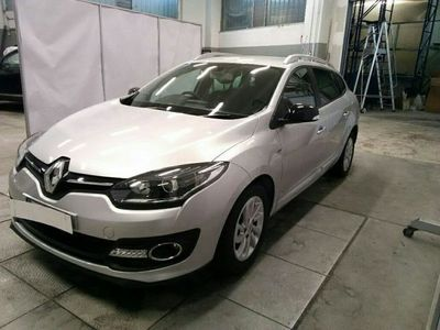 used Renault Mégane ST 1.5 dci Limited 110cv edc E6