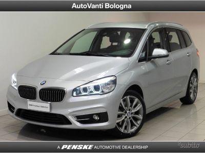 usado BMW 220 Gran Tourer d xDrive Luxury aut.