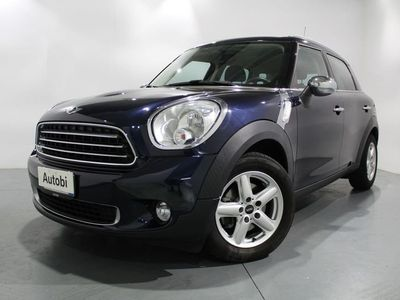 brugt Mini One D Countryman iesel 1.6 D