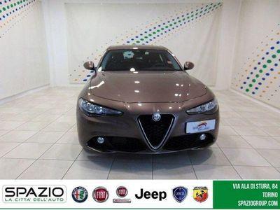 käytetty Alfa Romeo Giulia 2.2 t 150cv auto usata a Torino
