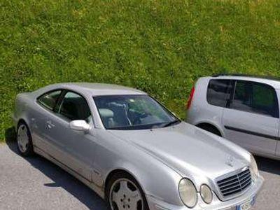 usata Mercedes CLK200 Kompr. TPS cat Elegance