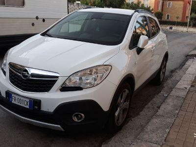 käytetty Opel Mokka ecoflex 1.7 diesel