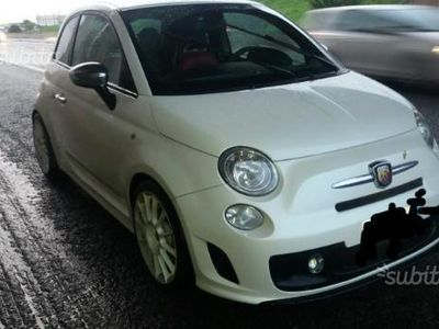 Sold fiat 500 abarth kit essesse v used cars for sale for Rc auto nettuno
