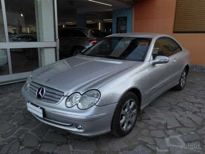 gebraucht Mercedes CLK320 Classecat Elegance AUTOMATIC