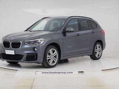 usata BMW X1 xDrive25d Msport