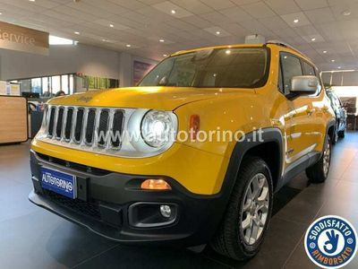 usata Jeep Renegade RENEGADE2.0 mjt Limited 4wd 140cv auto