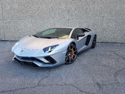 usata Lamborghini Aventador Coupé S 6.5 V12 nuova a Casalecchio di Reno