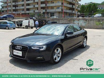 usata Audi A5 SPB 2.0 TDI 177 CV Ambiente