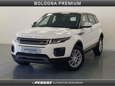 usata Land Rover Range Rover evoque 2.0 td4 Pure 150cv 5p auto