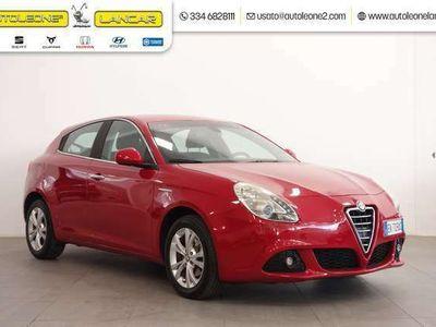 usata Alfa Romeo Giulietta Giulietta1.6 JTDm-2 105 CV Distinctive