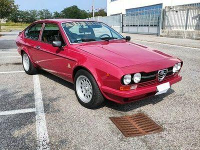 usata Alfa Romeo Alfetta GT/GTV - 1980