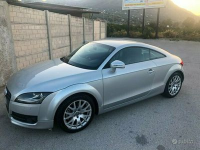 usata Audi TT seconda serie